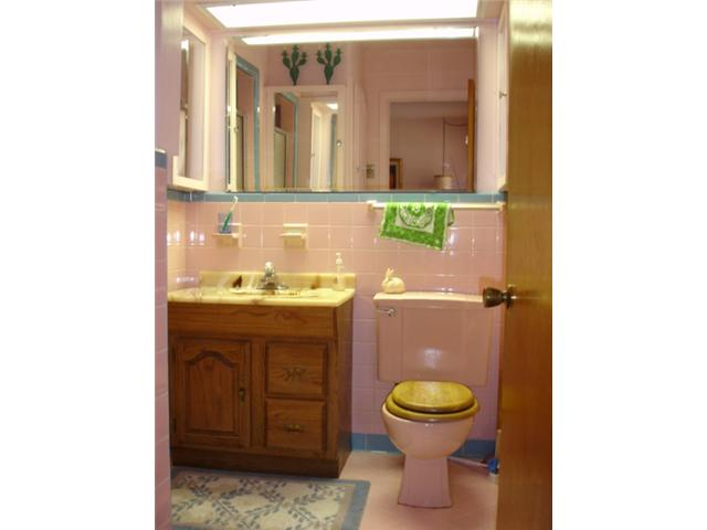 One More Pink Bathroom Saved! | Betty Crafter